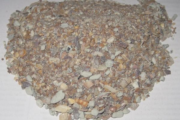 Песок для пернатых